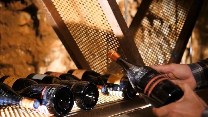 Les Vignerons Ardéchois à l'Aven d'Orgnac